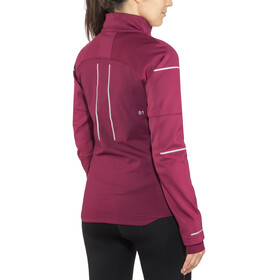 asics Lite-Show Winter Jacket Women Cordovan